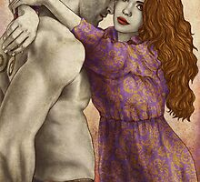 Derek and Lydia by Sudjino