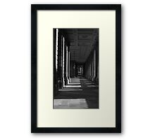 The Hallway Framed Print