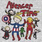 Avenger Time by geothebio