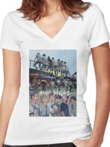 Got7 - If You Do  Women's Fitted V-Neck T-Shirt
