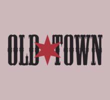 Old Town Neighborhood Tee by Chicago Tee