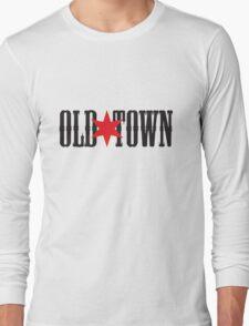 Old Town Neighborhood Tee Long Sleeve T-Shirt