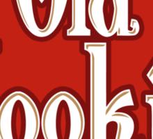 Old Wookiee Sticker