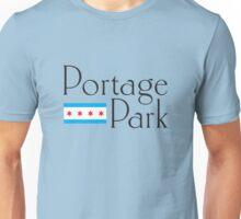 Portage Park Neighborhood Tee Unisex T-Shirt