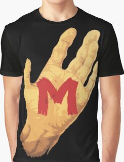 M Graphic T-Shirt