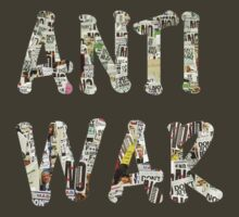 Anti-War by Mother Shipton