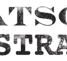 Sherlock Team Sticker