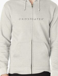 The Rainmaker Zipped Hoodie