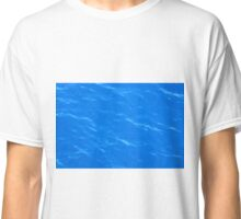 Colors of the Sea Water - Sky Blue Classic T-Shirt