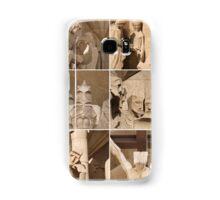 Barcelona - Sagrada Familia Sculptures Samsung Galaxy Case/Skin