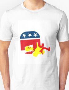 GOP vs. PBS T-Shirt