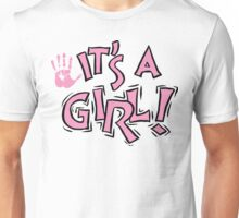 Father New Daughter Unisex T-Shirt
