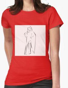 Asian girl wearing sari  T-Shirt