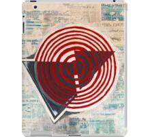 """""""danger & disaster""""  iPad Case/Skin"""
