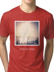 The Perks of Being a Wallflower - We Were Infinite Tri-blend T-Shirt