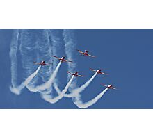 RAAF Roulettes 01 Photographic Print