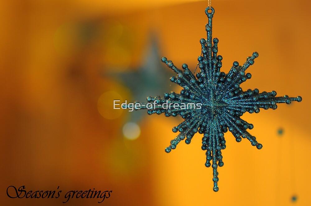 Season's Greetings ~ by Edge-of-dreams