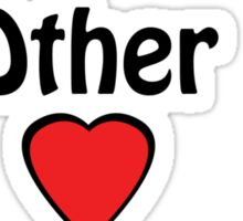 I Left My Other Heart on Gallifrey Sticker