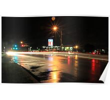 Constellation Intersection Poster