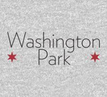 Washington Park Neighborhood Tee Kids Clothes