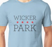 Wicker Park Neighborhood Tee Unisex T-Shirt