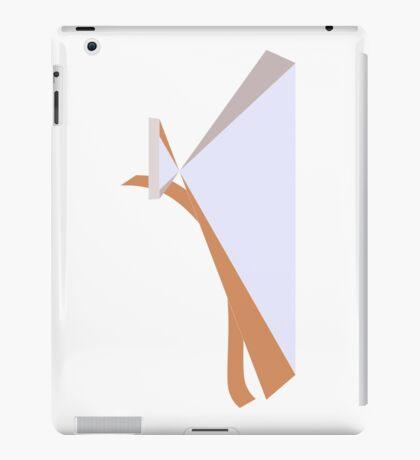 Earth Tones Shapes iPad Case/Skin