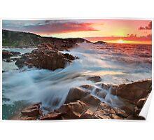 Yorke Peninsula Sunrise Poster