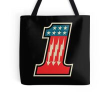 Cool Number One 1 Tote Bag