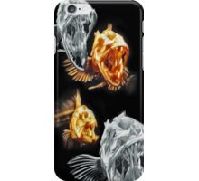Fish Bones iPhone Case/Skin