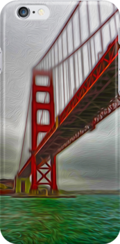 Golden Gate Bridge by Gregory Dyer
