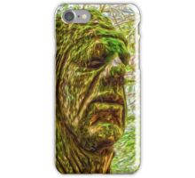 Moss Man iPhone Case/Skin