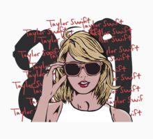 Taylor swift 1989 music Kids Tee