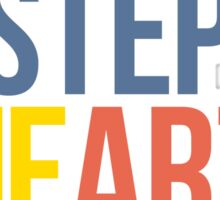Dubstep Heart Beat. (Pun) Sticker