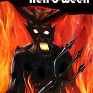 Happy Hell-O-Ween! by Heather Friedman