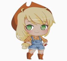 Applejack Gijinka by PocketCucco