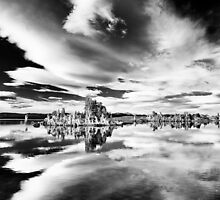 Mono Lake by Cat Connor