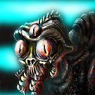 Neon Horror by Matt Bissett-Johnson