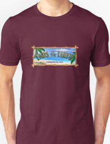 Ends of the Earth (ver2) Unisex T-Shirt