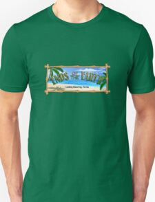 Ends of the Earth (ver2) T-Shirt