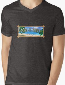 Ends of the Earth (ver2) Mens V-Neck T-Shirt