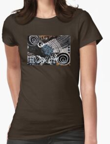 Off the Grid Womens Fitted T-Shirt