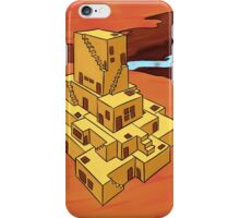 A Lonely Canyon Community iPhone Case/Skin