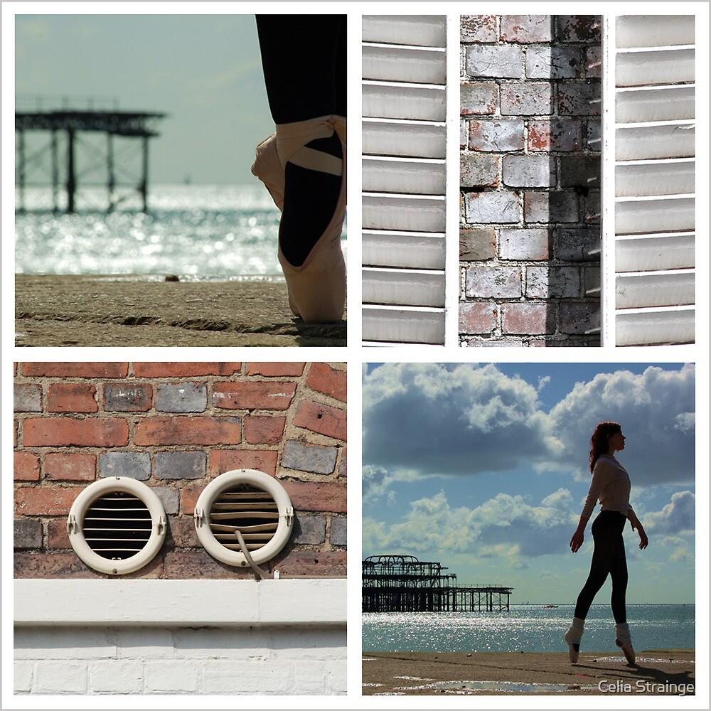 Bricks and Ballet by Celia Strainge