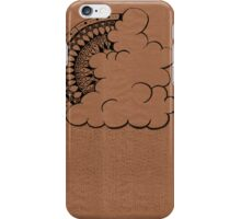 Rainy Days Are The Best Days iPhone Case/Skin