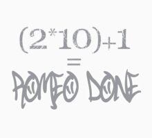 So Solid Maths Kids Tee