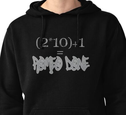 So Solid Maths Pullover Hoodie