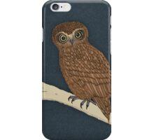 Boobook Owl iPhone Case/Skin