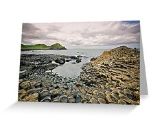 Giants Stones.. Greeting Card