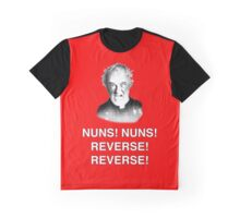 FATHER TED - NUNS! Graphic T-Shirt