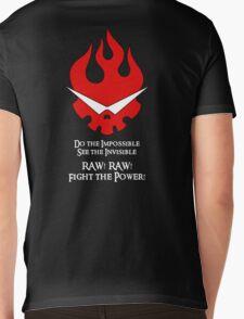 Fight the Power! Mens V-Neck T-Shirt